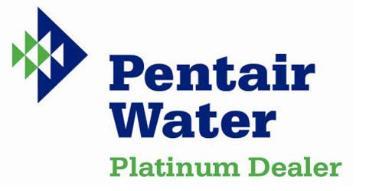 Pentair Water Platinum Dealer